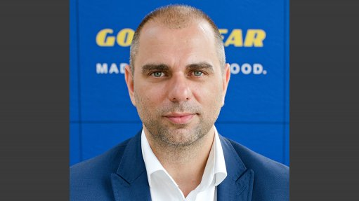 Goodyear South Africa appoints new MD