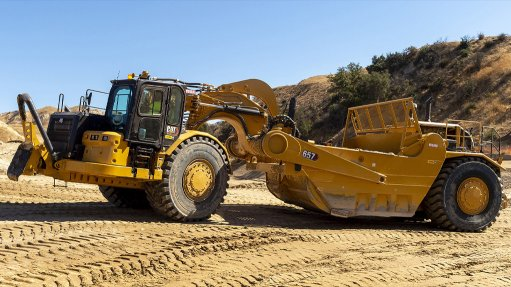 New Cat® 657 Wheel Tractor-Scraper increases productivity, enhances operator comfort and delivers low-cost earthmoving