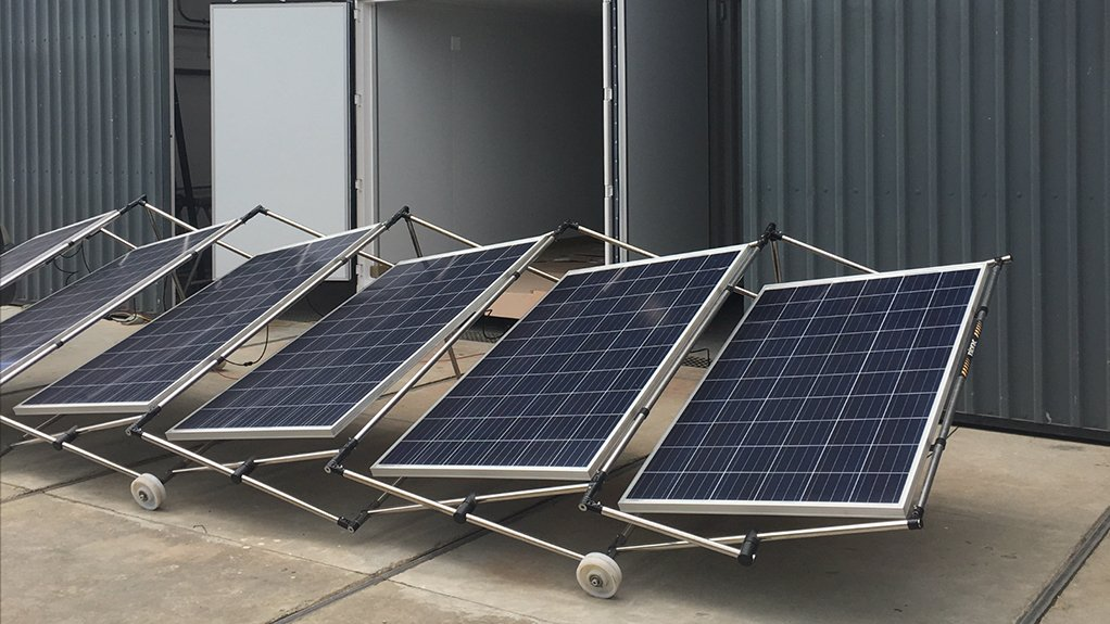 PANELS FOR THE PEOPLE The Sustain Compact systems were designed to be modular with mounting space for extra equipment such as additional photovoltaic panels