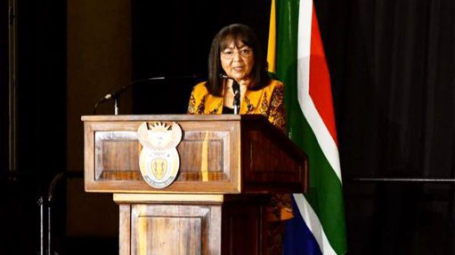 Public works department 'is a mess' – Patricia de Lille tells Parliament