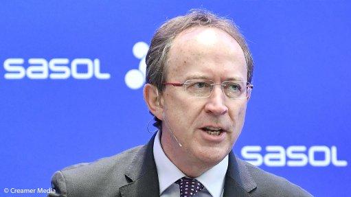 Sasol CEO Fleetwood Grobler