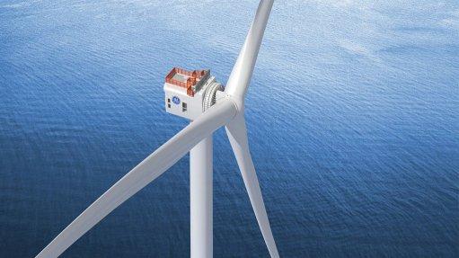 Dogger Bank Wind Farm, UK