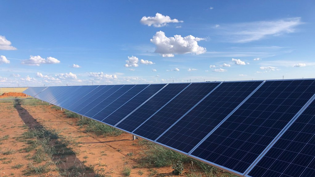 """OFFSET Solar energy is a """"carbon positive"""" method of generating electricity, and those who implement it qualify for carbon credits"""