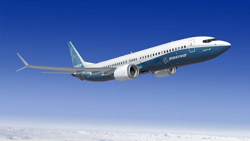 Boeing 737 Max Lentokielto