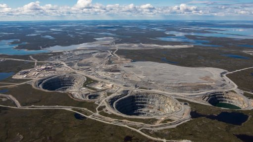 Dominion Diamond reaches deal to sell Ekati mine in Canada