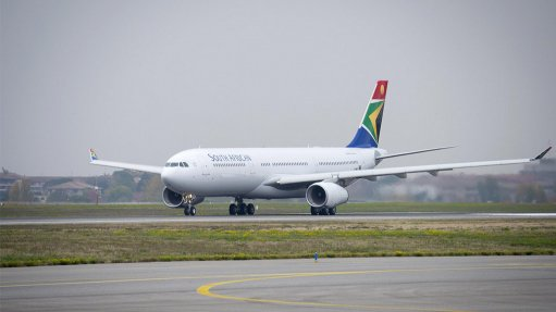 South Africa offers bankrupt airline's staff less than legally required