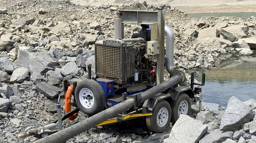 Pumps rental agency ready for dewatering demand