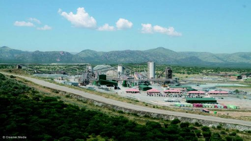 60Moz Sedibelo platinum expansion, construction of Kell beneficiation plant