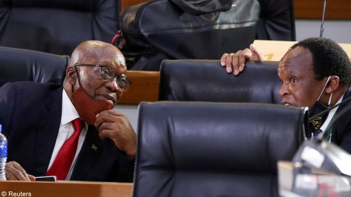 Zuma files challenge against Zondo