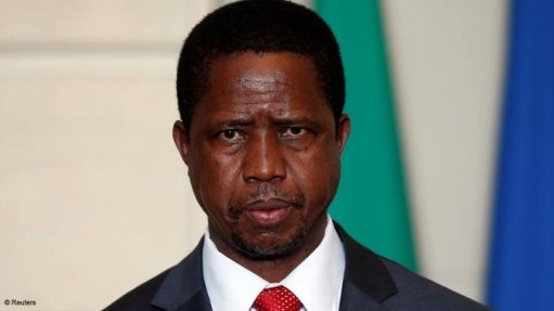 Zambia President says greater State role in mines will help economy recover