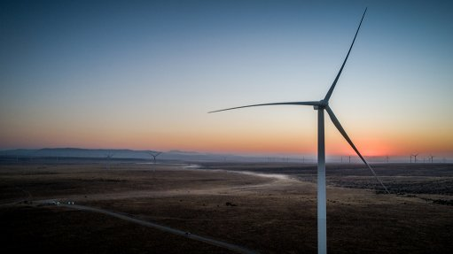 120 MW Golden Valley Wind Energy Facility connected to the grid