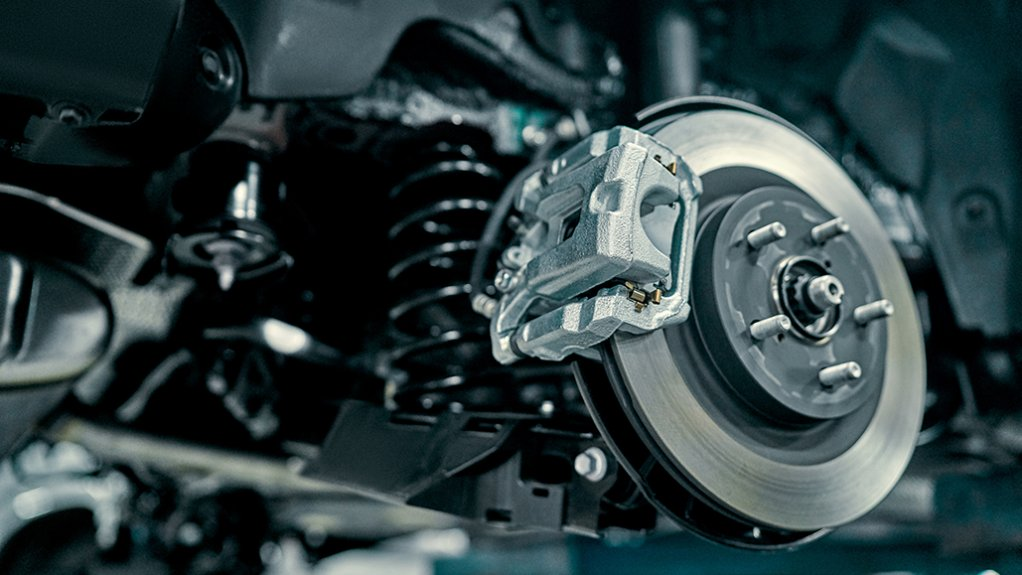 SELLING LIKE HOT BRAKES Counterfeit automotive parts poses a number of risks, including safety risks as well as having a negative impact on the economy