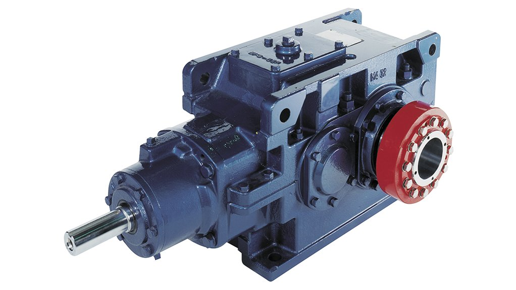 GEARED UP  BMG's Sumitomo gearbox brands also include Paramax large industrial gearboxes and Fenner Shaft Mounted Reducers