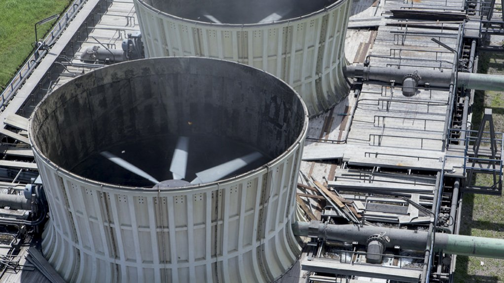 STAY COOL  BMG plays an important role in ensuring the dependable operation of wet and dry cooling towers through the supply and support of many power generation components