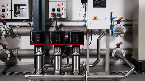 The Grundfos Hydro MPB booster system offers an advanced intelligent cascade controller to improve energy efficiency.
