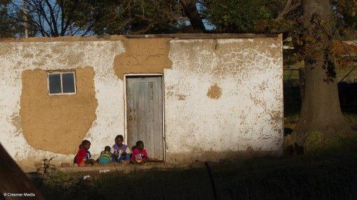 Poverty setback