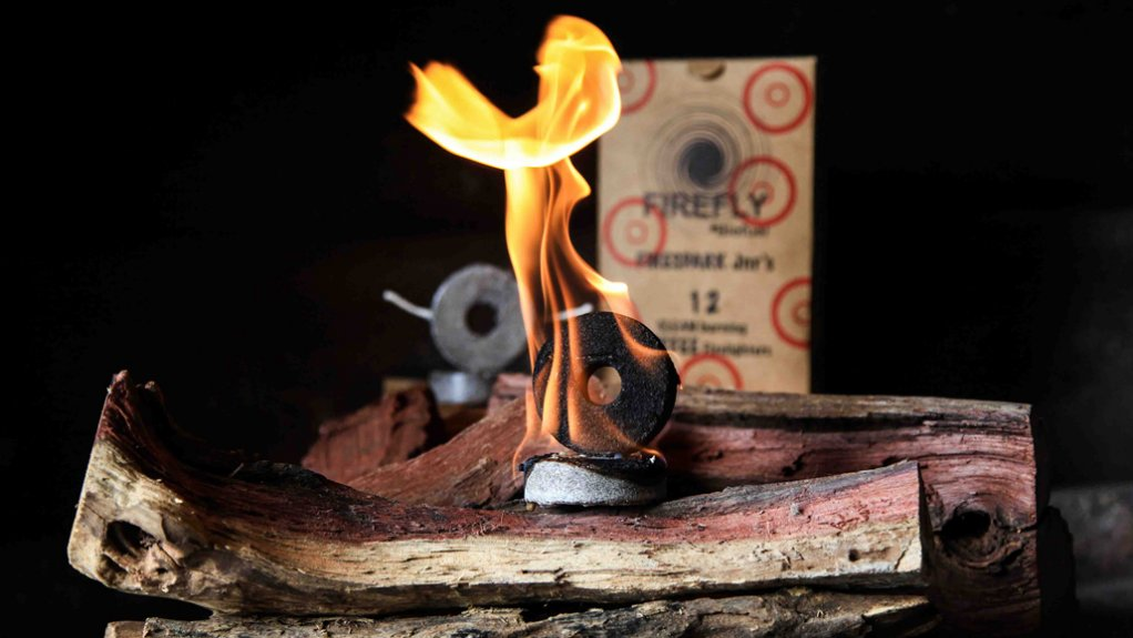 Eco-friendly firelighters spark international interest