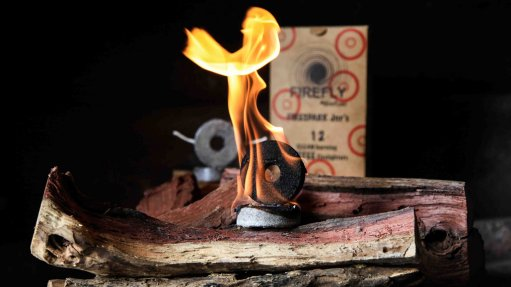 Eco-friendly firelighters spark international interest
