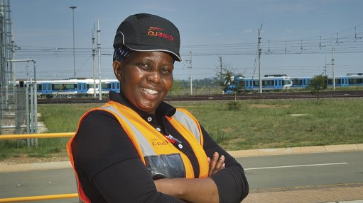 Gibela's female rigger has been breaking barriers in the industry