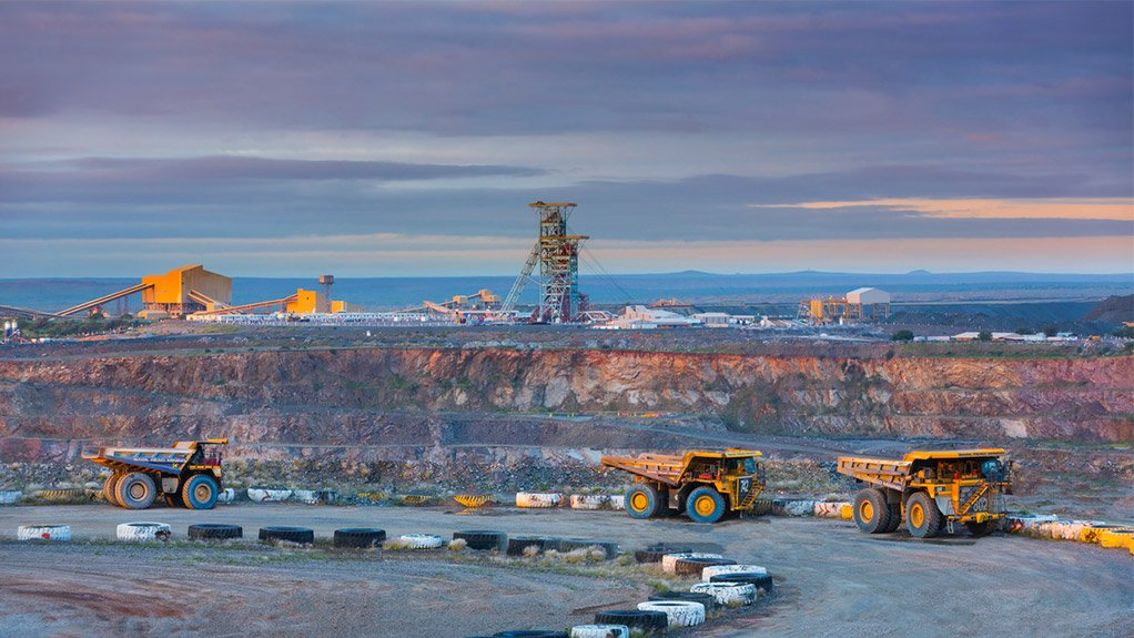 BIG PLANS Basil Read Mining aims to diversify beyond the commodities it currently works in, while expanding its geographical footprint