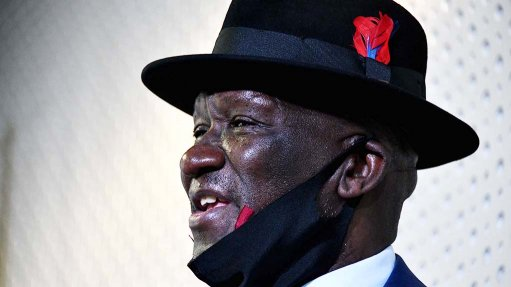 People arrested for not wearing masks in public will have criminal records, warns Cele
