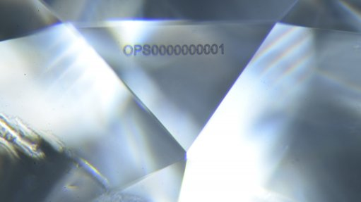 Opsydia launches small diamond identification marker
