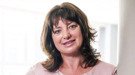 Siemens South Africa CEO Sabine Dall'Omo