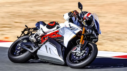 State-of-the-art electric superbikes arrive in South Africa
