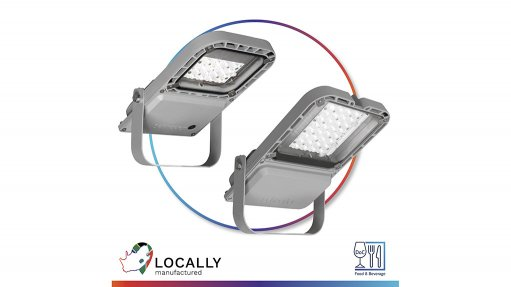 Locally manufactured LED floodlight range extended
