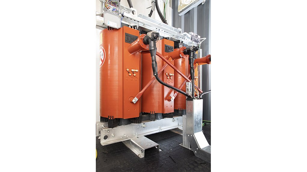 Dry-type transformers ensure safety at LNG camp