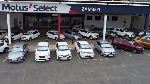 Motus sharpens aim at used-car market with launch of Motus Select
