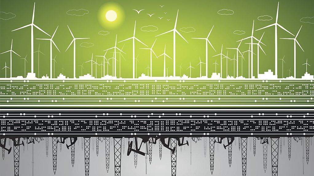 ENERGY TRANSITION Those countries, companies and cities that act decisively today will strengthen their own competitive prospect