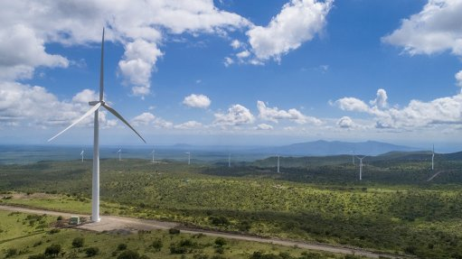 100 MW Kipeto wind power project connected to Kenyan grid