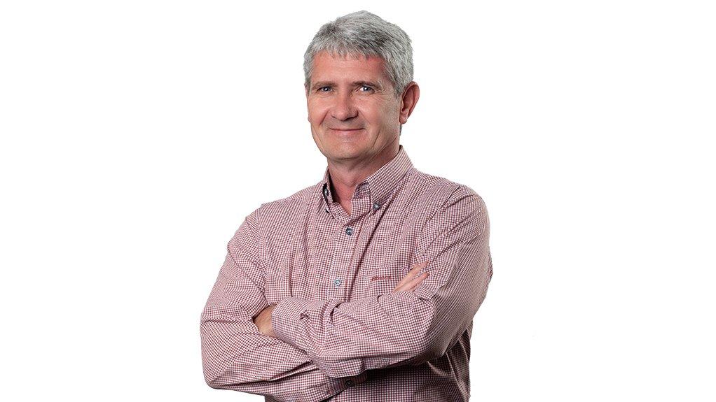 CEO Erich Clarke