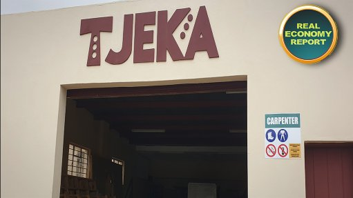 Tjeka Training Centre poised for upskilling as infrastructure greenshoots appear
