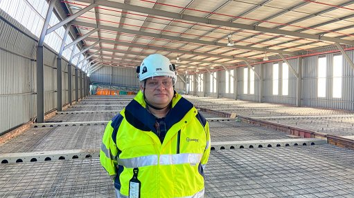 Food warehouse expansion under way