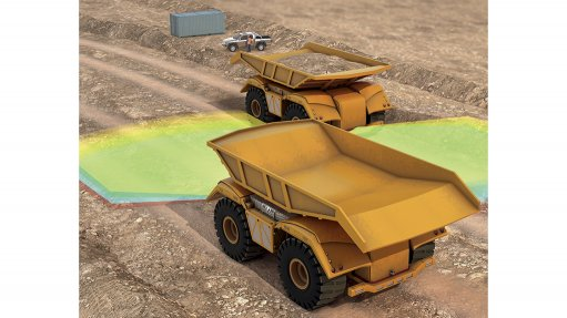 SICK Automation's truck-mounted berm monitoring system