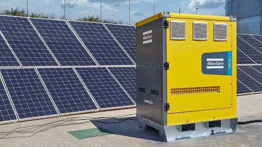 Clean, quiet energy storage