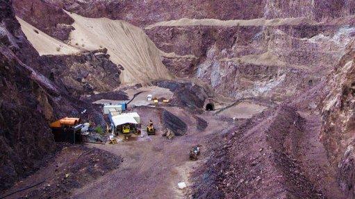 Copperstone mine, US