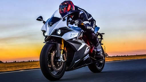 Italy's Energica electric superbikes make their debut in SA