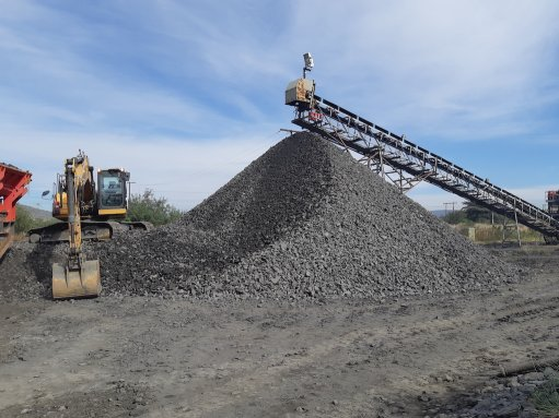 Company continues to provide an array of services to the mining industry