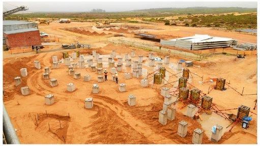 Kropz's Elandsfontein project on schedule, budget