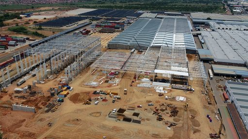 Work on the expansion of the Silverton plant has already started