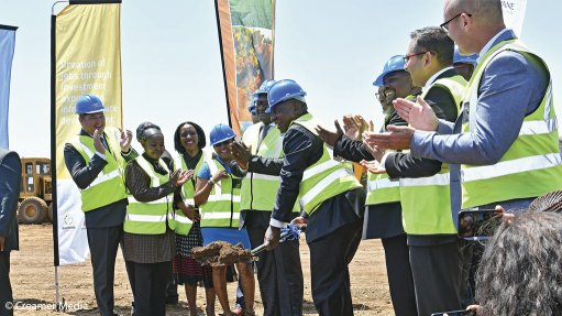 Ramaphosa lauds progress at Tshwane Automotive SEZ