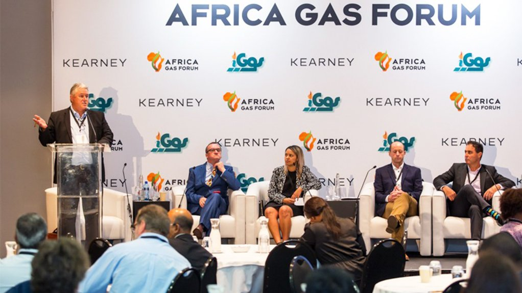 GAS DISCUSSIONS The Africa Gas Forum appeals to anyone interested in capitalising on the opportunities presented by the gas sector in Africa