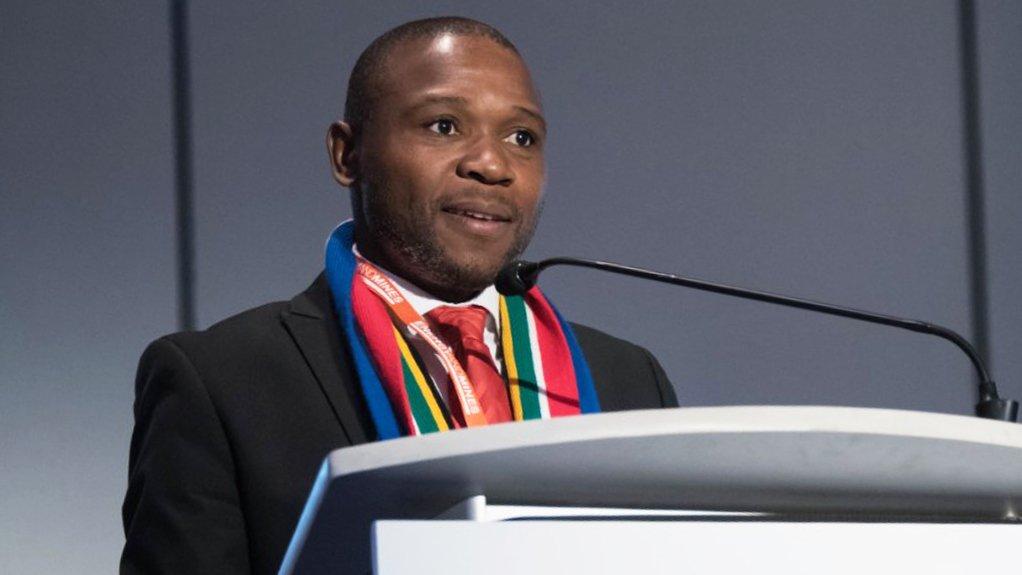 Impala Platinum Executive Sustainable Development Dr Tsakani Mthombeni… wheeling would allow mines to share the power across their various operations.