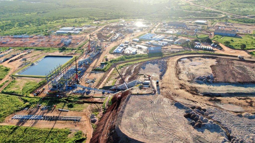 The Serrote development in Brazil
