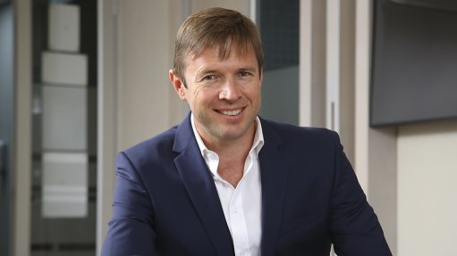 SRK Consulting partner and principal consultant Andrew van Zyl