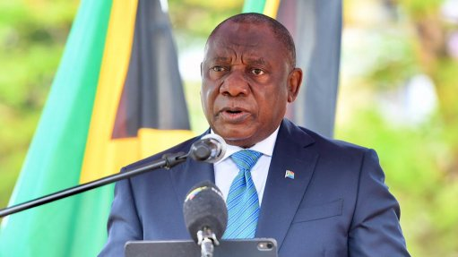 Ramaphosa has stern warning for those involved in corruption