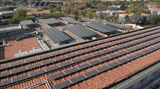 Hyde Park Corner rolls out solar panel project